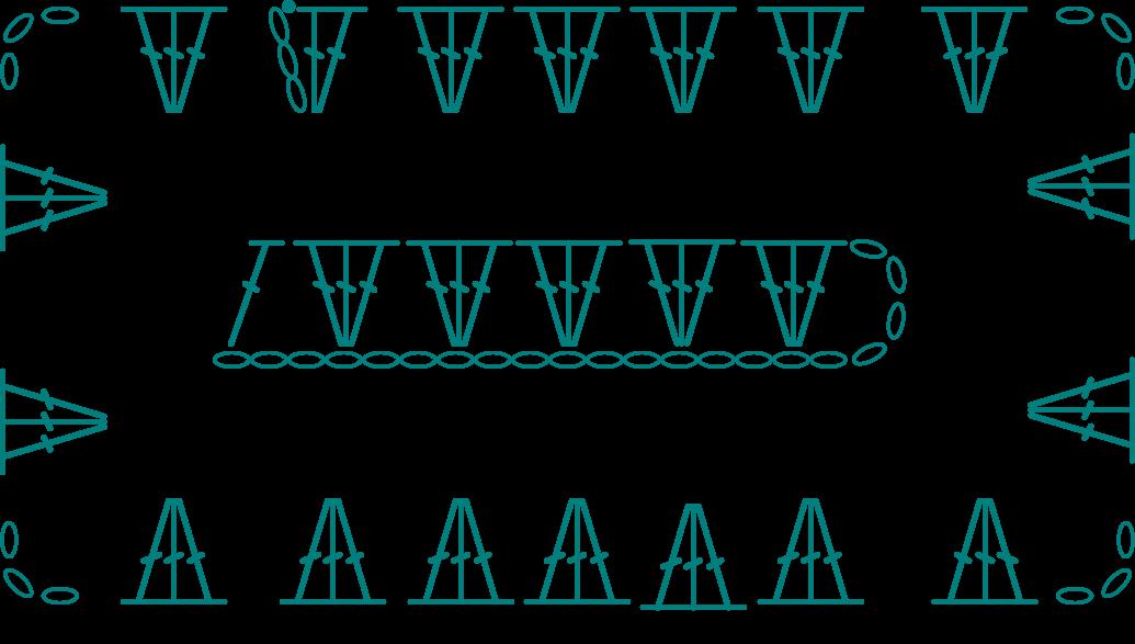 A Better Granny Rectangle – Crochet Again