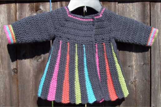 Eloise Baby Sweater