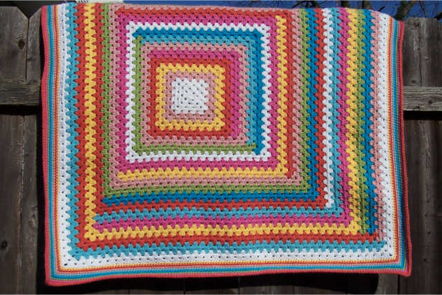 Blanket for Another New Arrival!