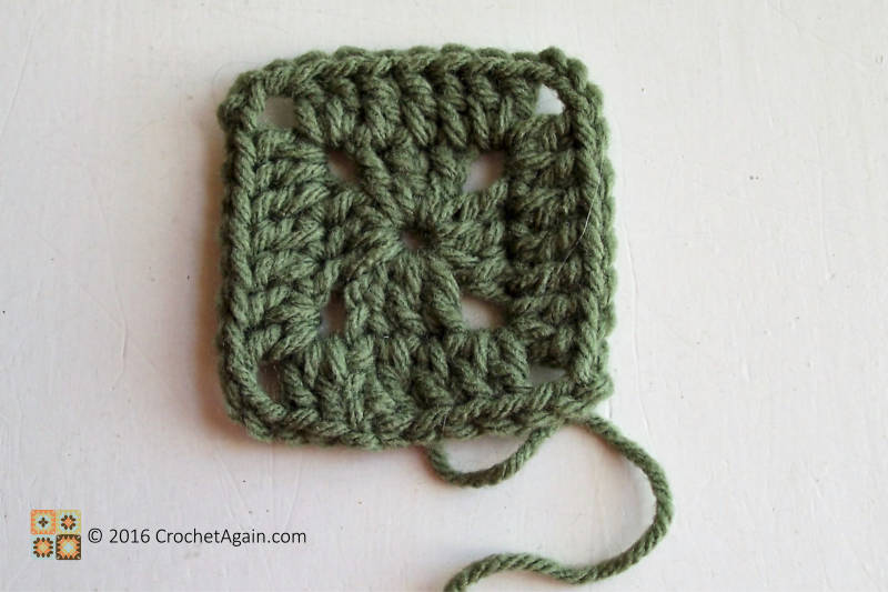 Crochet SolidsGrannysSquare