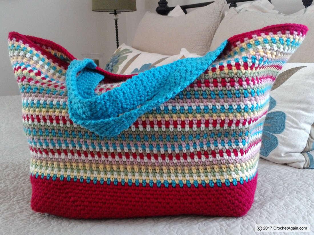 woven stitch – Crochet Again